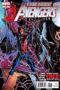 New Avengers (2010 series) #32, NM- (Stock photo)