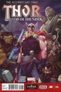 Thor: God of Thunder #15, NM (Stock photo)