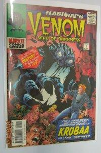 Venom Seed of Darkness Minus 1 #-1 8.0 VF (1993)