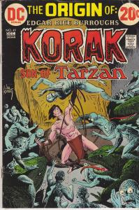 Korak Son of Tarzan #49