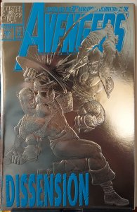 Avengers #363 NM Silver Foil cover