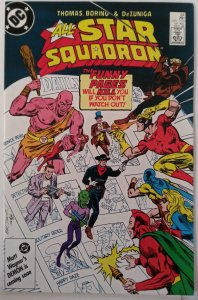 All-Star Squadron #64 (1986)
