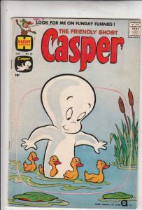 Casper, the Friendly Ghost Casper #23 (Jul-60) VG+ Affordable-Grade Casper, S...