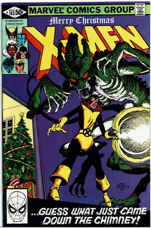 X-Men #143, 9.0 or better, Last Chris Claremont, John Byrne, and Terry Austin