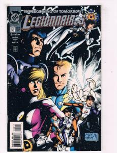 Legionnaires #0 VF/NM DC Comics Comic Book McCraw Oct 1994 DE45
