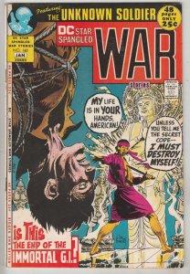 Star Spangled War Stories #160 (Jan-72) NM- High-Grade Unknown Soldier, Baloo...