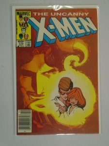 Uncanny X-Men #174 Newsstand edition 6.0 FN (1983 1st Series)