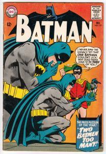 Batman #177 (Jan-66) FN/VF- Mid-High-Grade Batman, Robin the Boy Wonder
