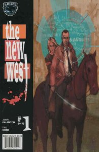 New West, The #1 VF/NM; Black Bull | save on shipping - details inside