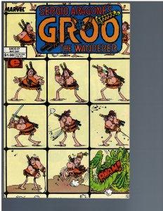 Groo the Wanderer #27 (1987)