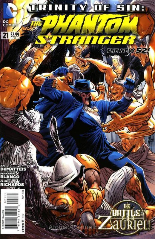 Phantom Stranger (3rd Series) #21 VF/NM; DC | save on shipping - details inside