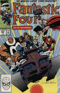 Fantastic Four (Vol. 1) #337 VF/NM; Marvel | save on shipping - details inside