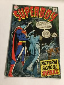 Superboy 163 Vf Very Fine 8.0 DC Comics