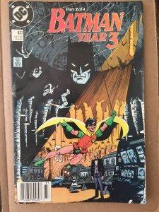 Batman Year 3 #437