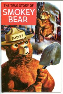 SMOKEY THE BEAR PROMO SET-1969-COMIC BOOK-POSTER-PAGES TO COLOR-vg minus75