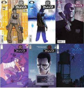 NYC MECH (2004 IM) 1-6  the COMPLETE series!