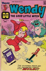 Harvey Comics! Wendy: The Good Little Witch! Issue 91!