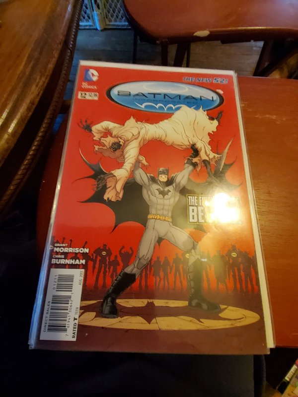 Batman, Incorporated #12 (2013)