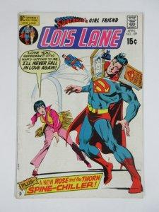 LOIS LANE 109 VG April 1971