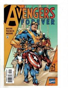 Avengers Forever #2 (1999) OF35