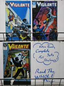 VIGILANTE 36-38  Vigilante vs Peacemaker