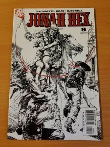 Jonah Hex #9 ~ NEAR MINT NM ~ (2006, DC Comics)