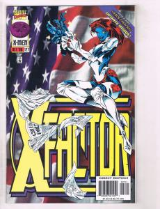 Lot of 6 X-Factor Marvel Comic Books #127 128 129 130 131 132 BH39