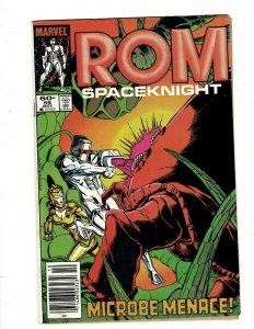 Lot of 14 ROM Marvel Comic Books #59 60 61 62 63 66 67 68 69 70 71 72 73 74 SB4