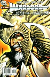 Warlord (2006 series) #5, NM (Stock photo)