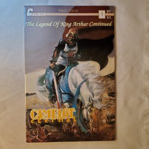 Camelot Eternal 1 Very Fine Cover by Wayne Reid