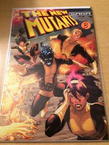 The New Mutants Saga