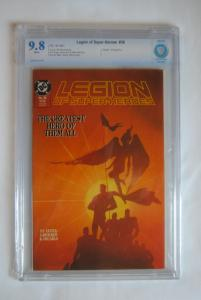 Legion Of Super-Heroes no 38 9.8