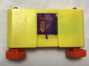 Kenner Screen-A-Show 3 cassettes: Archie, Scooby Doo, Sabrina