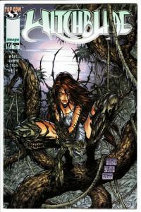 Witchblade #17 Michael Turner Art (Image, 1997) FN