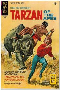 TARZAN 192 FN June 1970 COMICS BOOK