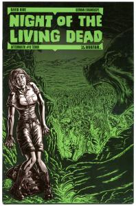 NIGHT of the LIVING DEAD Aftermath #6, NM, Terror, 2012, more NOTLD in store