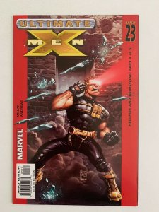Ultimate X-Men #23 Hellfire & Brimstone Part 3 (2001 Marvel Comics) NM