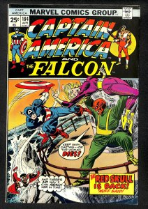 Captain America #184 (1975)