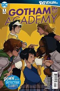 Gotham Academy Annual #1, NM (Stock photo)