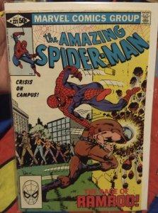 The Amazing Spider-Man  #221 NM