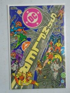 DC Sampler #1 8.0 VF (1983)