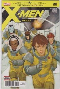 X-Men Gold #28