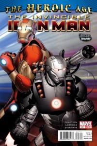 Invincible Iron Man (2008 series) #27, NM (Stock photo)
