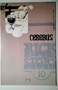 Cerebus #229 (1998) Aardvark  Comic Book J756