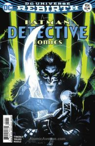 Detective Comics #954A VF/NM; DC | save on shipping - details inside