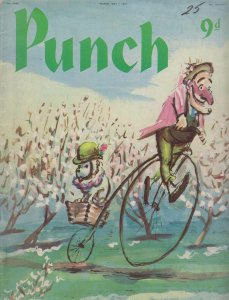 Punch or the London Charivari #6088 POOR; Punch | low grade comic - save on ship