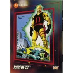 1992 Marvel Universe Series 3 DAREDEVIL #168