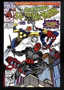 Amazing Spider-Man #354