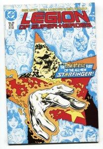 Legion of Super-Heroes #29 1986-1st appearance of Mon-El