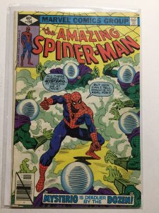 Amazing Spider-Man 198 Very Good- Vg- 3.5 Top Staple Detached Marvel
